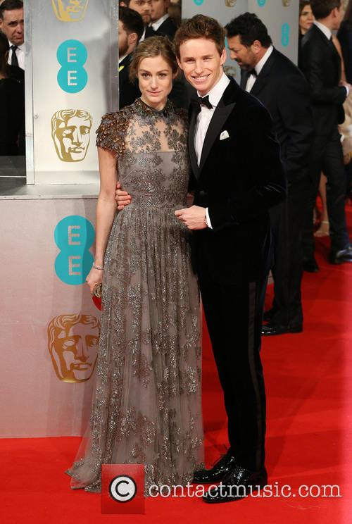 Eddie Redmayne and Hannah Bagshawe 10