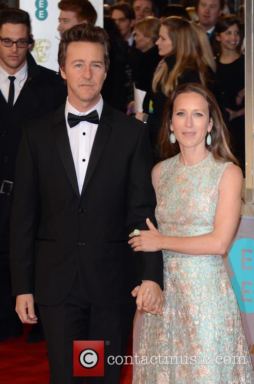 Edward Norton and Shauna Robertson 5