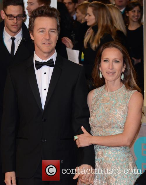 Edward Norton and Shauna Robertson 6