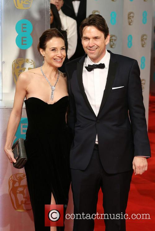 Dougray Scott and Claire Forlani 4