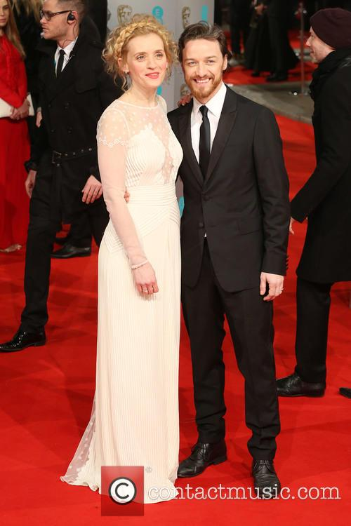 Anne-marie Duff and James Mcavoy 3