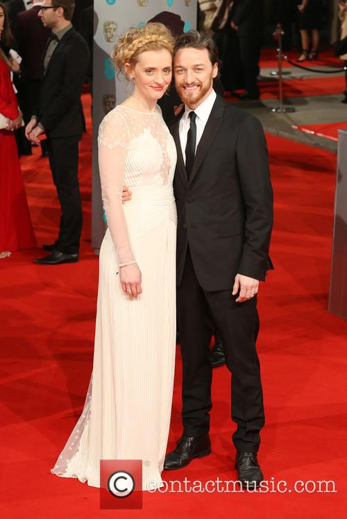 Anne-marie Duff and James Mcavoy 4