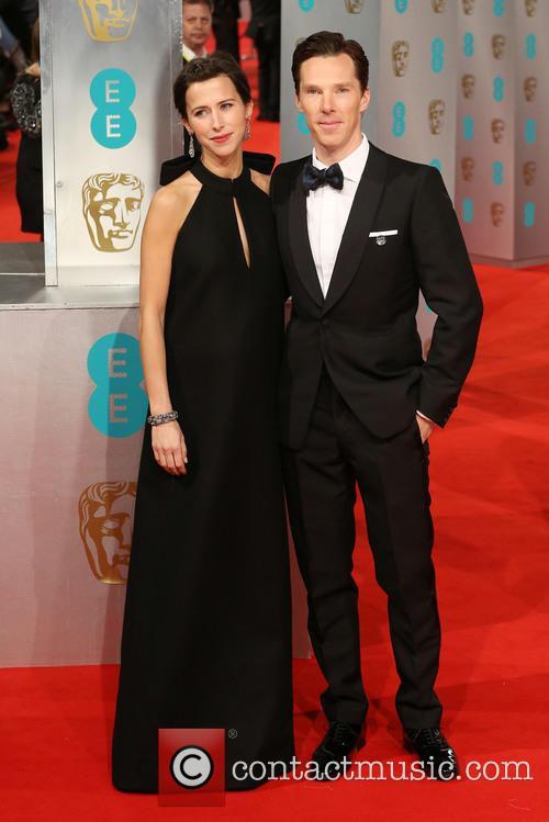 Benedict Cumberbatch and Sophie Hunter 3