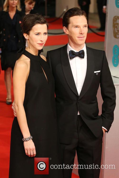 Benedict Cumberbatch and Sophie Hunter 7