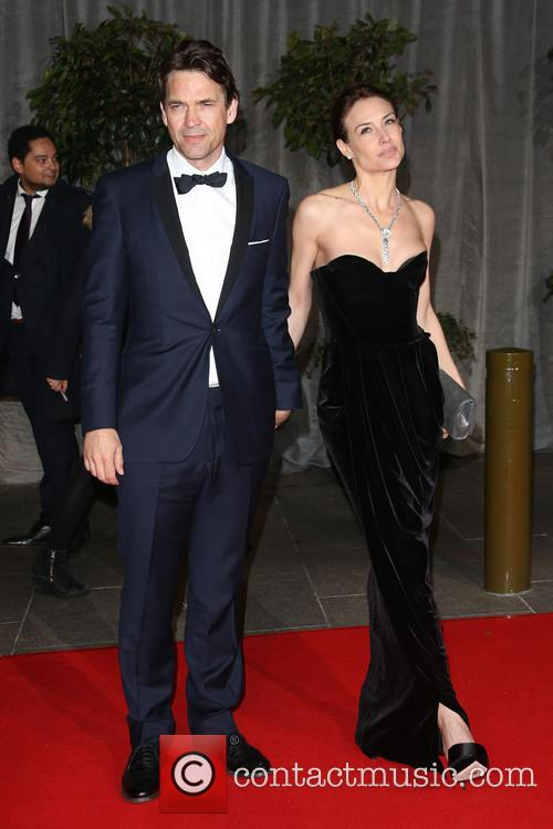 Dougray Scott and Claire Forlani 6