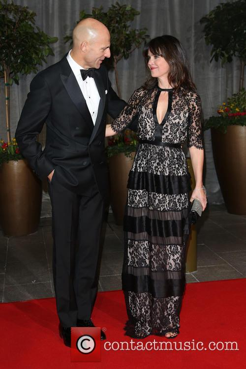 Mark Strong and Liza Marshall 6