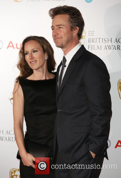 Shauna Robertson and Edward Norton 6