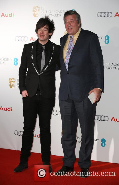 Stephen Fry and Elliot Spencer 2