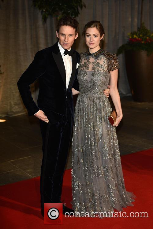 Eddie Redmayne and Hannah Bagshawe 7