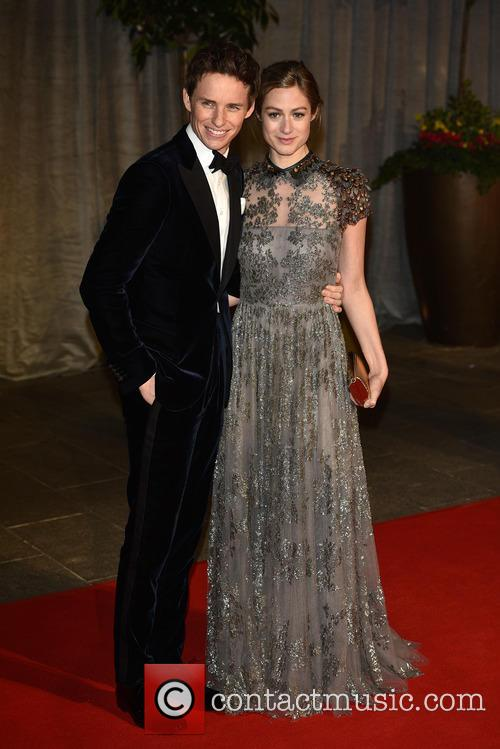 Eddie Redmayne and Hannah Bagshawe 8