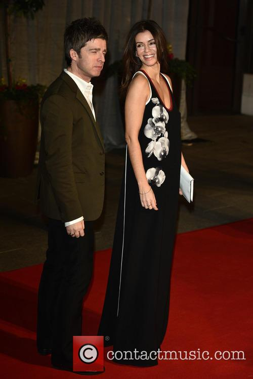 Noel Gallagher and Sara Mcdonald 4