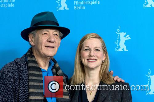 Laura Linney and Ian Mckellen 6