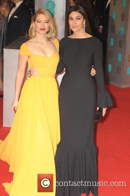 Monica Bellucci and Lea Seydoux 2