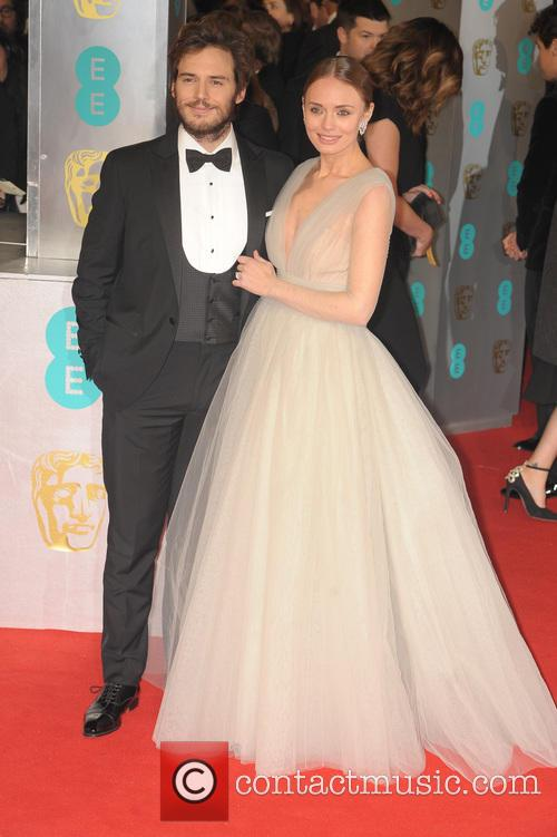 Sam Claflin and Laura Haddock 2