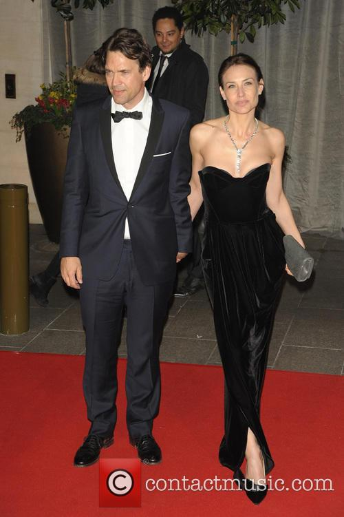 Dougray Scott and Claire Forlani 2