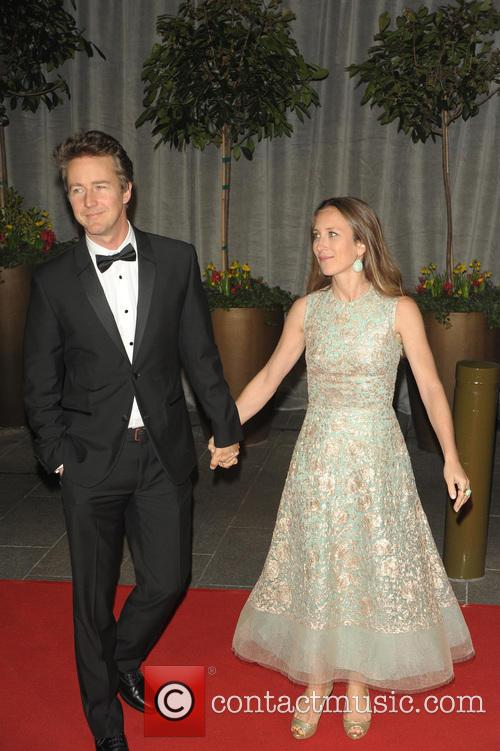 Edward Norton and Shauna Robertson 2