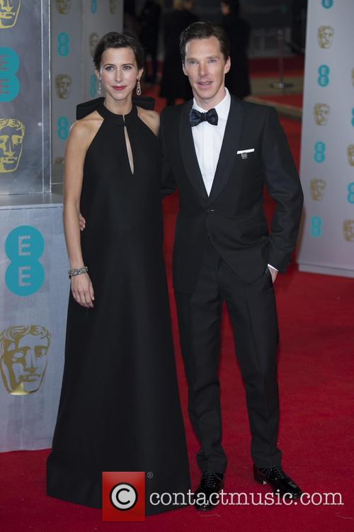 Sophie Hunter and Benedict Cumberbatch 1
