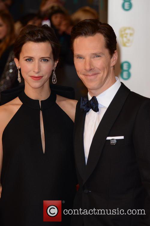 Benedict Cumberbatch and Partner 3