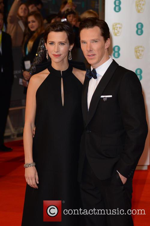 Benedict Cumberbatch and Partner 4