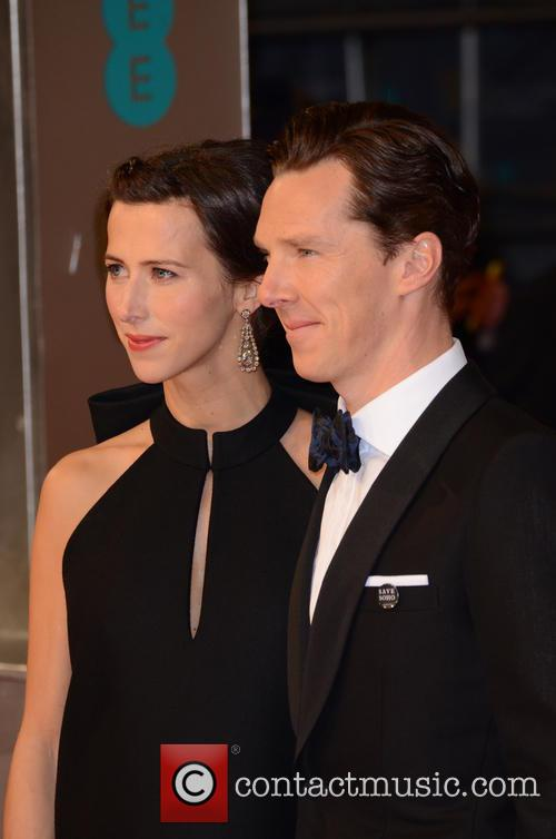 Benedict Cumberbatch and Partner 5