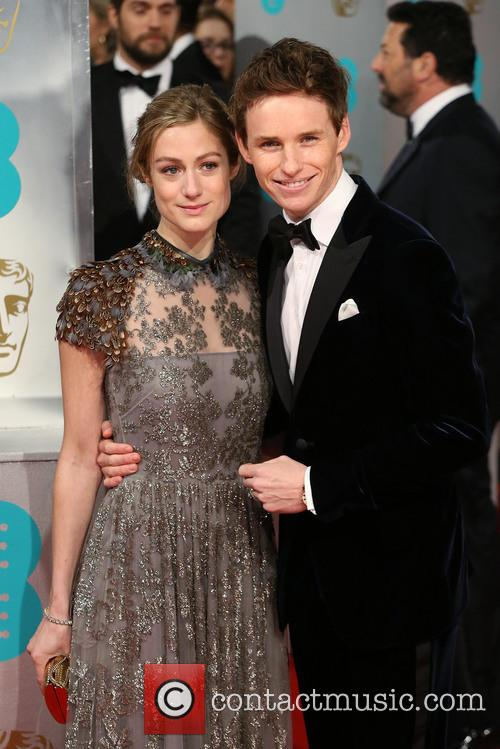 Eddie Redmayne and Hannah Bagshawe 6