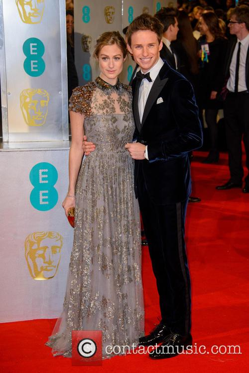 Hannah Bagshawe and Eddie Redmayne 4