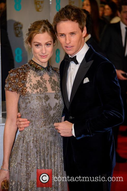 Hannah Bagshawe and Eddie Redmayne 5