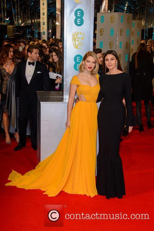 Lea Seydoux and Monica Bellucci 5