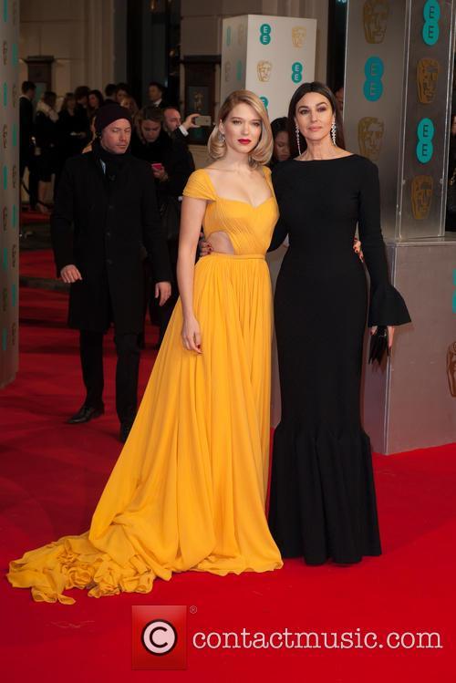 Lea Seydoux and Monica Bellucci 9