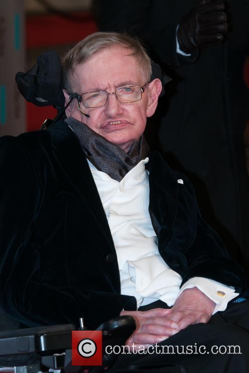 Stephen Hawkin 1