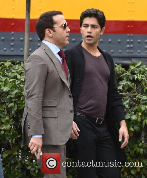 Jeremy Piven and Adrian Grenier 10