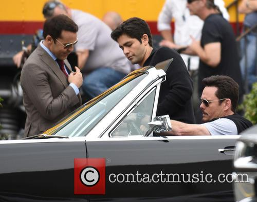 Jeremy Piven, Adrian Grenier and Kevin Dillon 2