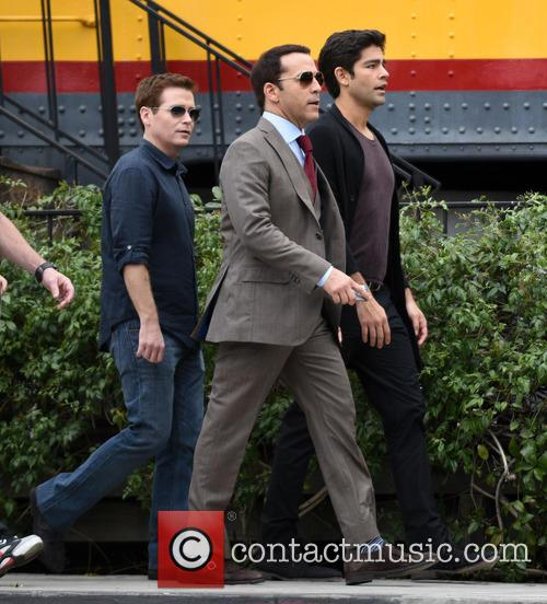 Kevin Connolly, Jeremy Piven and Adrian Grenier 11