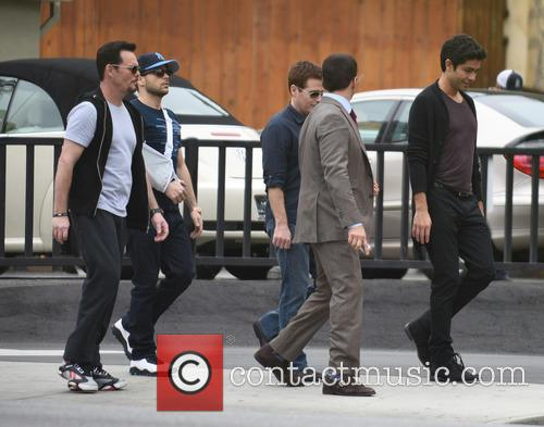 Kevin Connolly, Jerry Ferrara, Adrian Grenier, Kevin Dillon and Jeremy Piven 6