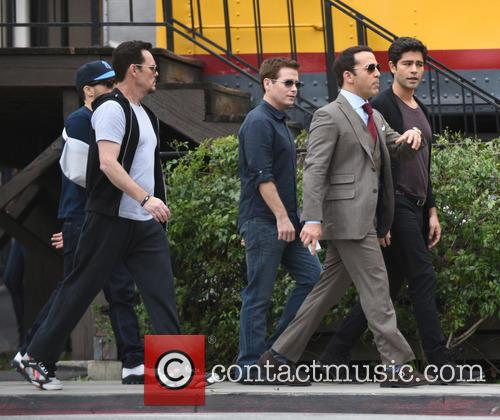Kevin Connolly, Jerry Ferrara, Adrian Grenier, Kevin Dillon and Jeremy Piven 9