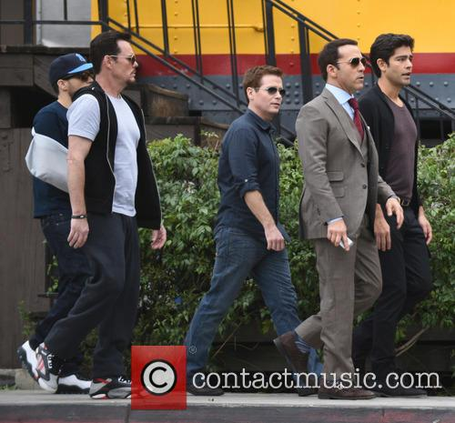 Kevin Connolly, Jerry Ferrara, Adrian Grenier, Kevin Dillon and Jeremy Piven 10
