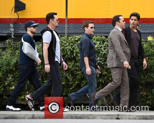 Kevin Connolly, Jerry Ferrara, Adrian Grenier, Kevin Dillon and Jeremy Piven 1