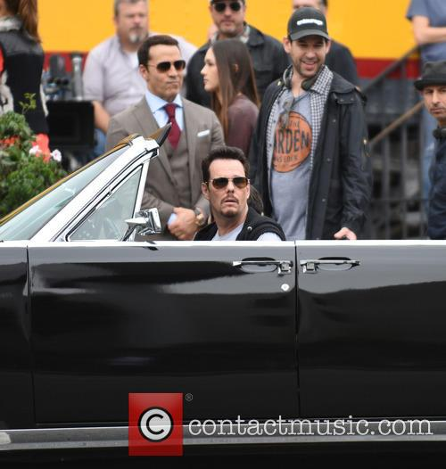 Entourage the Movie Filming in Los Angeles