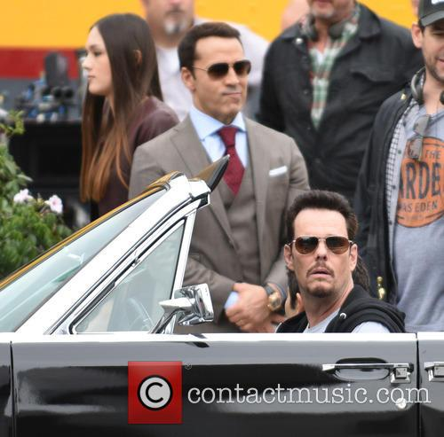 Kevin Dillon and Jeremy Piven 2