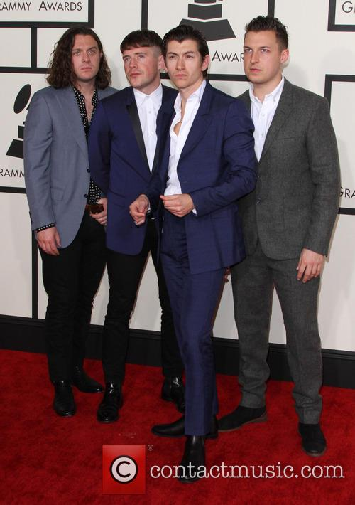 Arctic Monkeys at the Grammy Awards