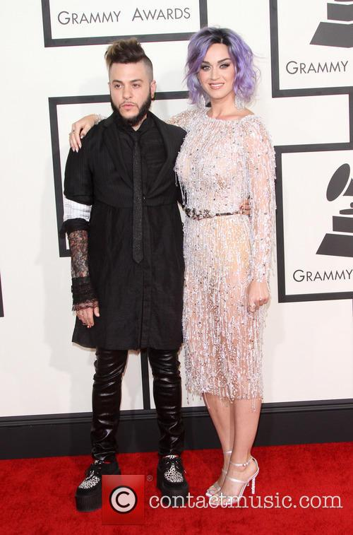 Katy Perry and Ferras