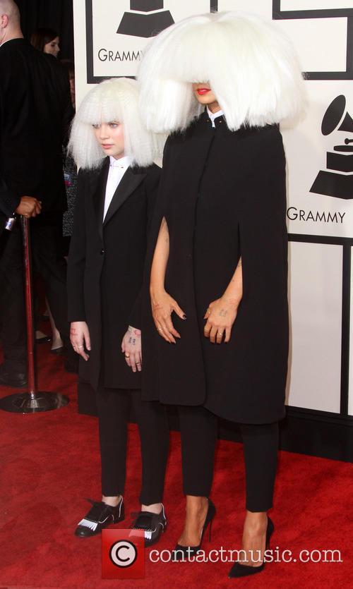Sia and Maddie Ziegler 1