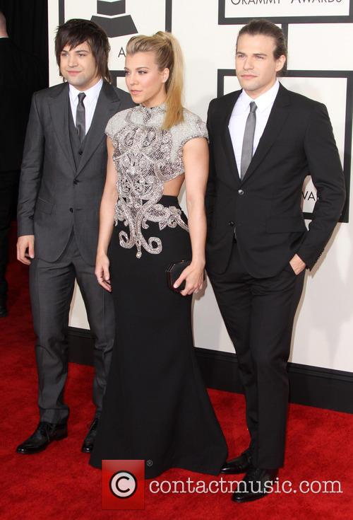 Kimberly Perry, Reid Perry and Neil Perry Of The Band 'perry' 2