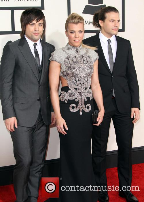 Kimberly Perry, Reid Perry and Neil Perry Of The Band 'perry' 5