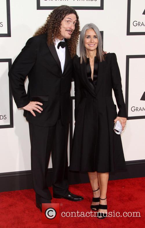 'weird Al' Yankovic and Suzanne Krajewski 3