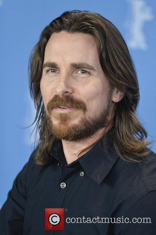 Christian Bale - 65th BIFF - 'Knight of Cups' - Photocall and Press