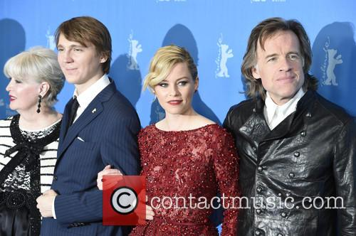Marilyn Wilson-rutherford, Paul Dano, Elizabeth Banks and Bill Pohland 1