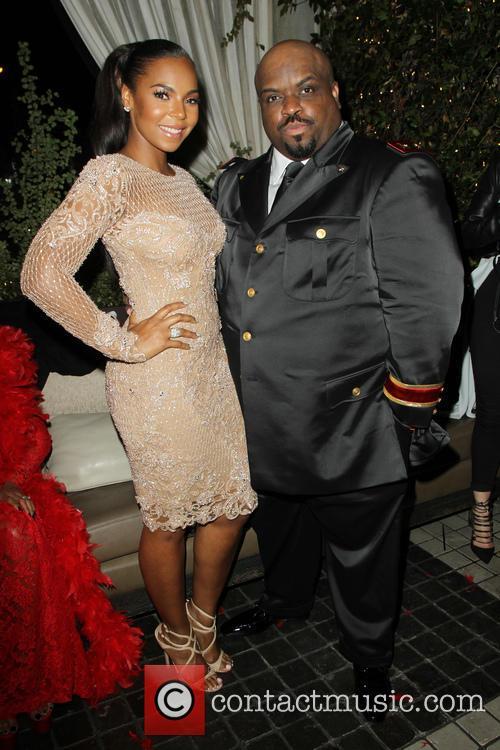 Ashanti and Ceelo Green