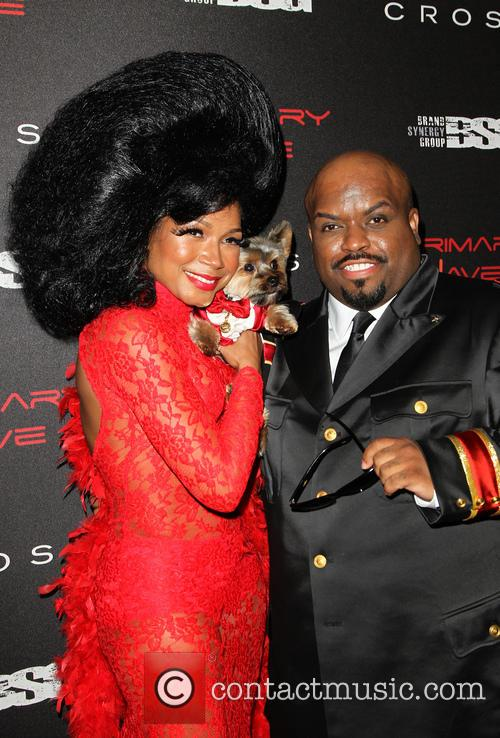 Shani James and Ceelo Green 3