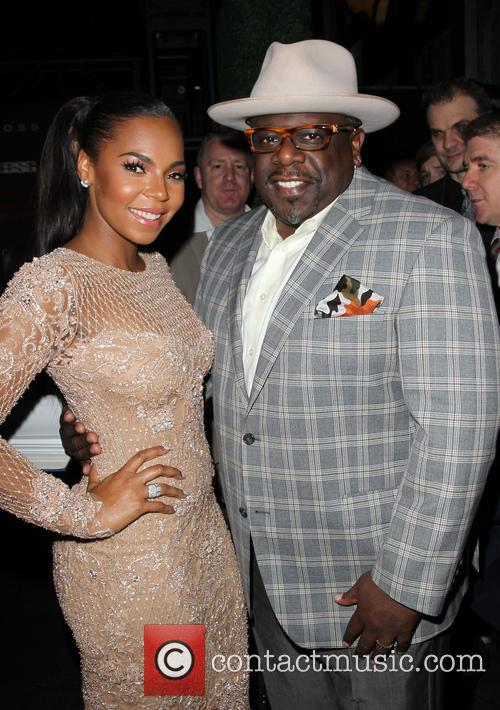 Ashanti and Cedric The Entertainer 3